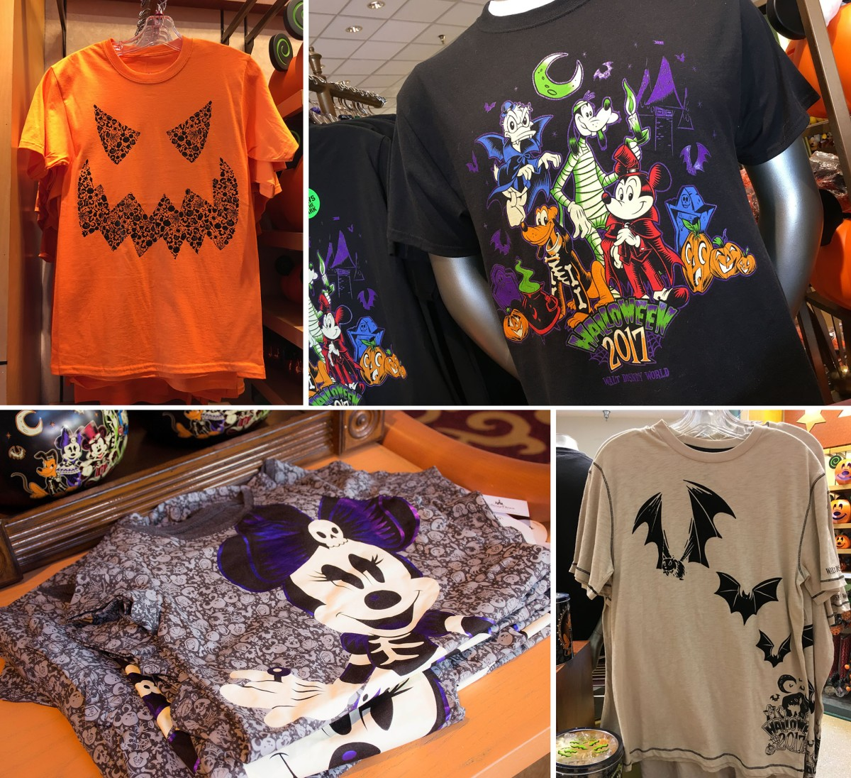 new halloween merchandise from disney parks - word of mouse - the