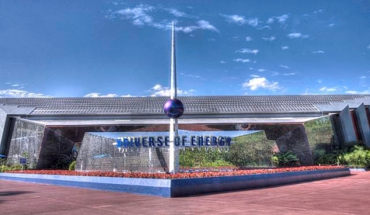 Universe of Energy Ellen's Energy Adventure Epcot