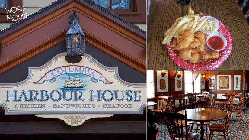 Best quick service in wdw parks and disney springs for Harbor house fish fry